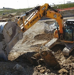 Excavator training - link to CPCS course and test dates