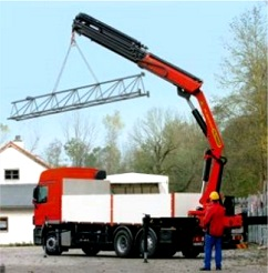 Lorry Loader training - link to CPCS course and test dates