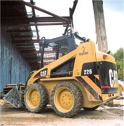 Skid steer training - link to CPCS course and test dates