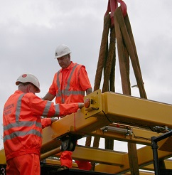 Slinger Signaller training - link to CPCS course and test dates