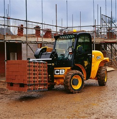 Telehandler training - link to CPCS course and test dates