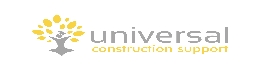 Universal Construction Logo